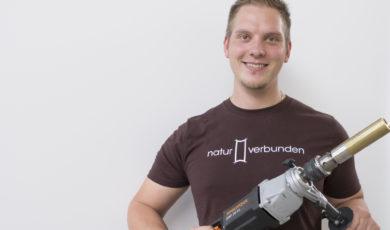 Patrick Ratschiller - Mitarbeiter bei holzius Vollholzhaus