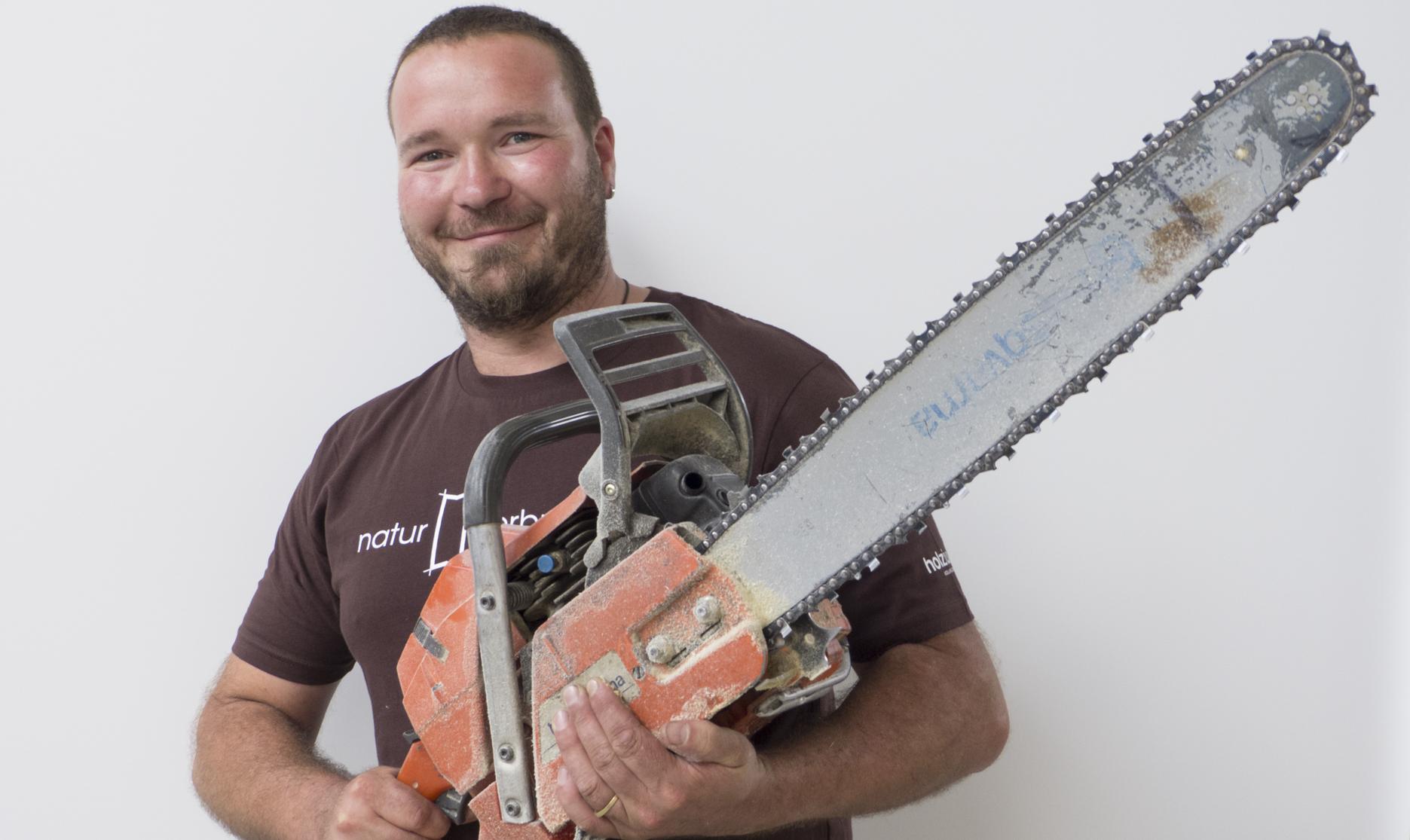 Mirko Zischg - Mitarbeiter bei holzius Vollholzhaus