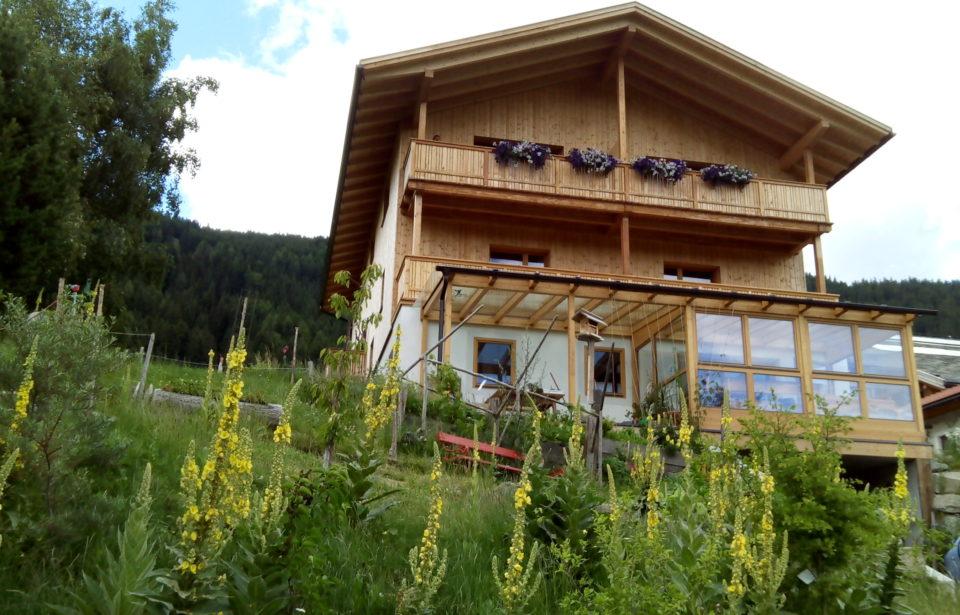 Urlaub Natur Pur im Vollholzhaus