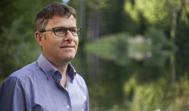 holzius Geschäftsführe Herbert Niederfriniger - Tischler, Förster, Unternehmer
