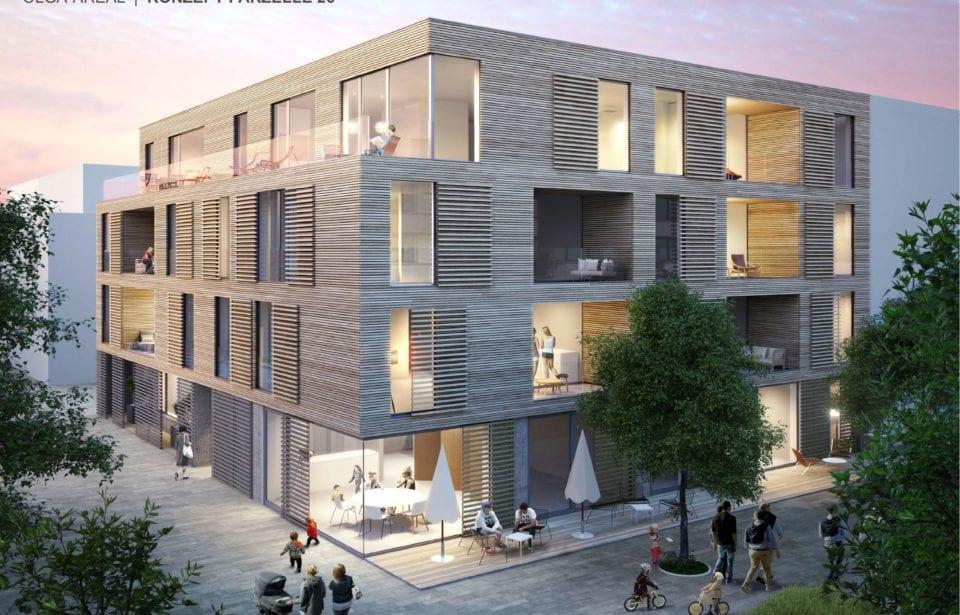 Max Acht - holzius Massivholzhaus in Stuttgart - Planung Architekturagentur